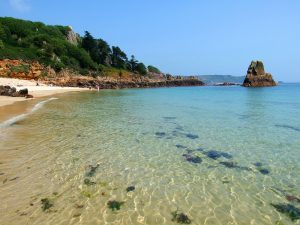 Beauport Beach, Jersey